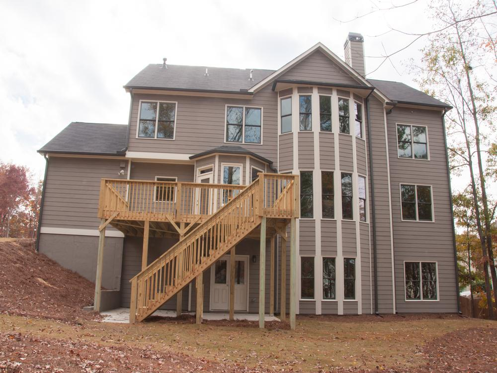 New Homes For Sale In Hoschton Ga Vickery At Trilogy Park Gwinnett County Waterford Homes